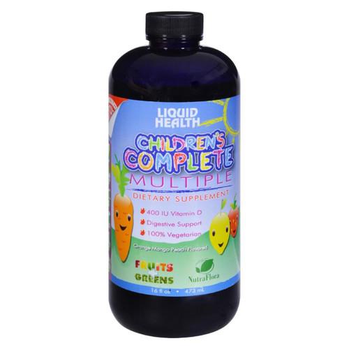 Liquid Health Children's Complete Multiple - 16 Fl Oz