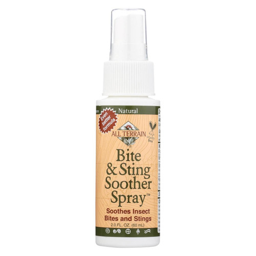 All Terrain - Bite Soother Spray - 2 Oz