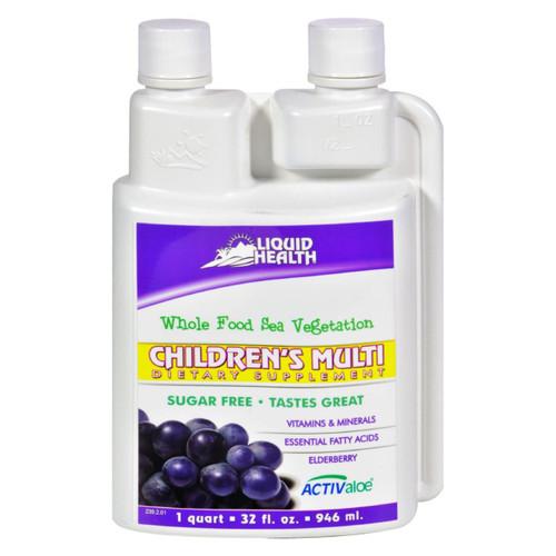 Liquid Health Children's Multi Sugar Free - 32 Fl Oz
