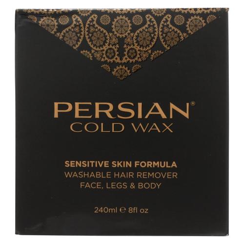 Parissa Cold Wax Hair Remover - 8 Oz