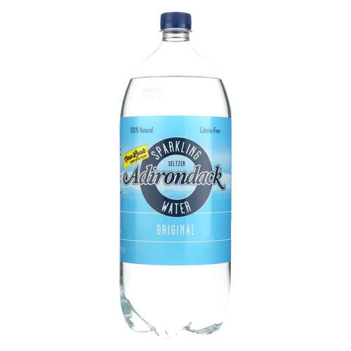 Adirondack - Sparkling Water - Original Seltzer - Case Of 6 - 67.6 Fl Oz.