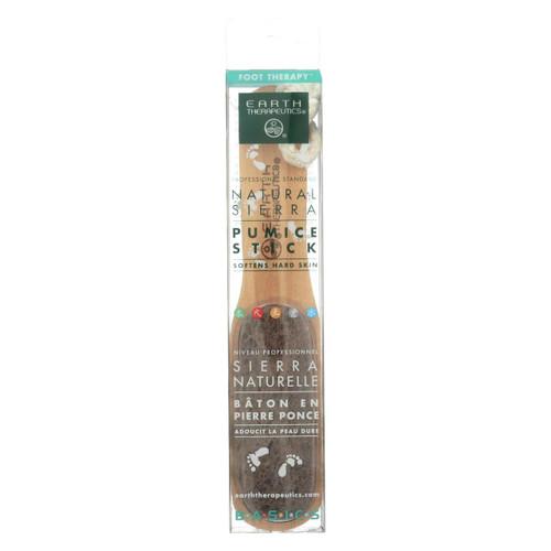 Earth Therapeutics Natural Sierra Pumice Stick - 1 Stick