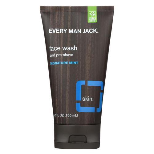 Every Man Jack Hydrating Face Wash - Face Wash - 5 Fl Oz.