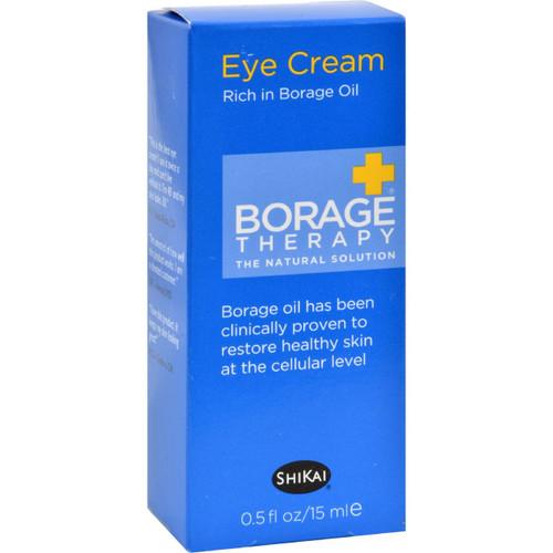 Shikai Borage Dry Skin Therapy Eye Cream - 0.5 Fl Oz
