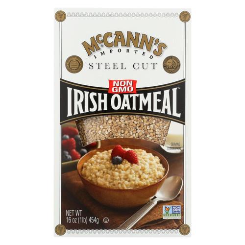 Mccann's Irish Oatmeal Irish Oatmeal Box - Case Of 12 - 16 Oz.