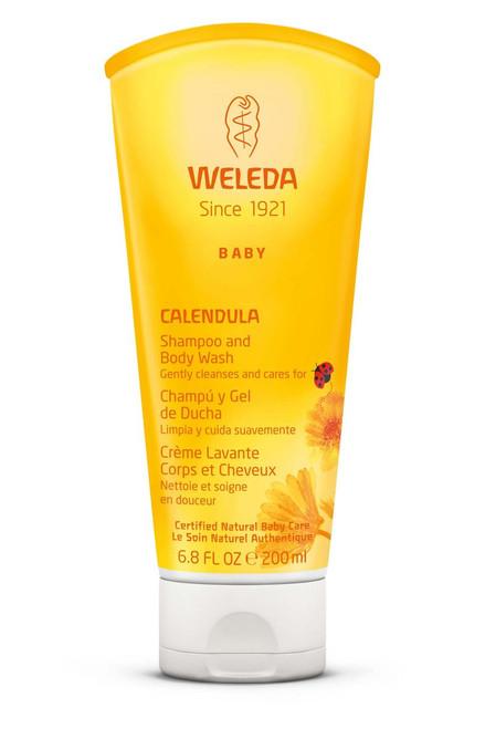 Weleda Calendula Shampoo And Body Wash - 6.8 Fl Oz