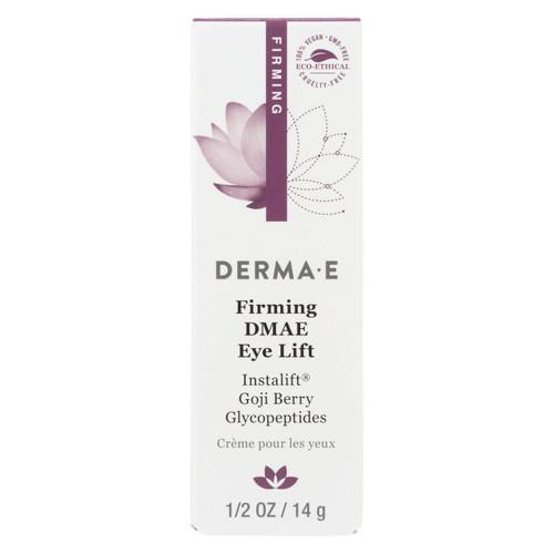 Derma E - Firming Dmae Eye Lift - .5 Oz.