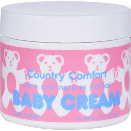 Country Comfort Baby Cream - 2 Oz
