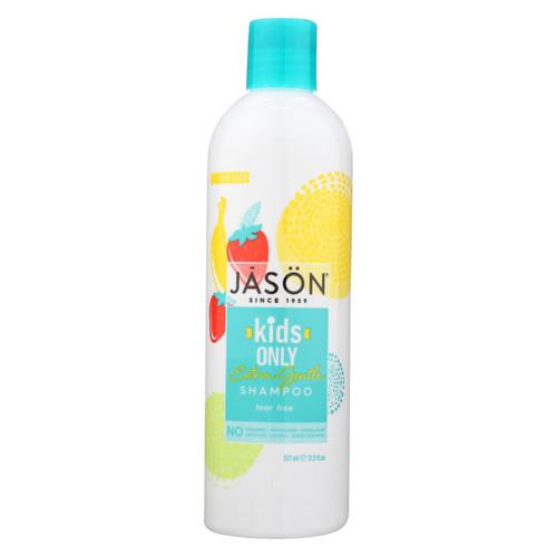 Jason Kids Only Shampoo Extra Gentle Formula - 17.5 Fl Oz