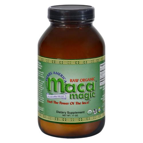 Maca Magic Organic Maca Magic Powder - 11 Oz