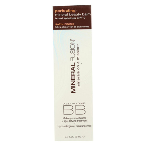 Mineral Fusion - Balm Prfctin Beauty Spf 9 - 2 Oz