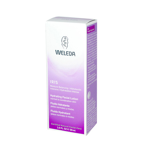 Weleda Moisture Cream Iris - 1 Fl Oz