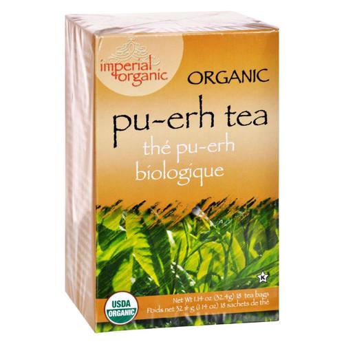 Uncle Lee's Imperial Organic Pu-erh Tea - 18 Tea Bags