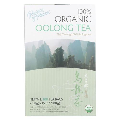 Prince Of Peace Organic Oolong Tea - 100 Tea Bags