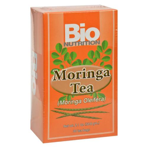 Bio Nutrition - Tea - Moringa - 30 Count