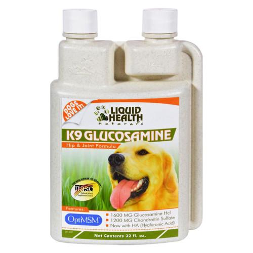 Liquid Health K9 Glucosamine - 32 Fl Oz