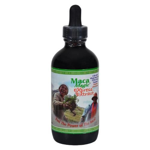 Maca Magic Express Extract - 4 Fl Oz