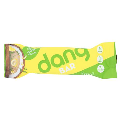 Dang - Bar - Lemon Matcha - Case Of 12 - 1.4 Oz.