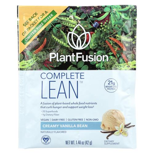 Plantfusion - Complete Lean Protein - Vanilla - Case Of 12 - 42 G