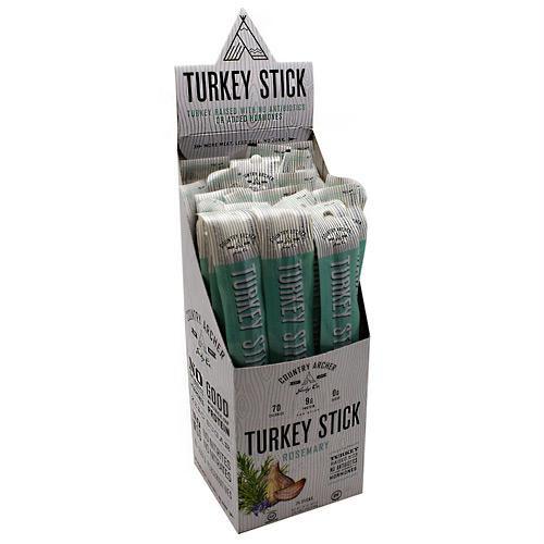 Country Archer Turkey Stick Rosemary - Gluten Free
