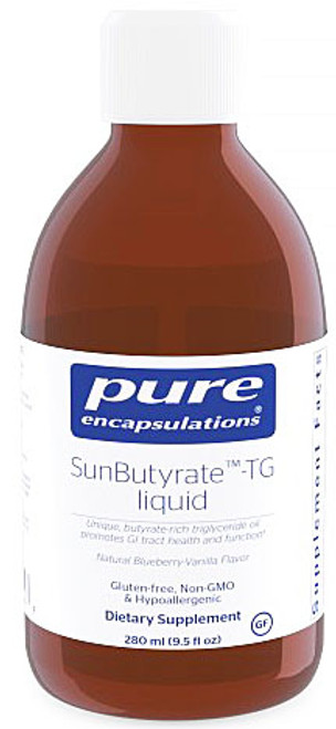 SunButyrate-TG liquid by Pure Encapsulations 9.5oz