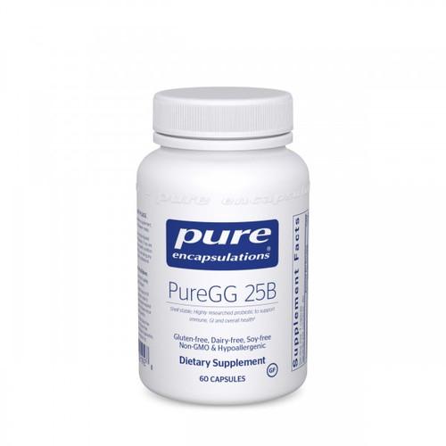 PureGG 25B by Pure Encapsulations 60 capsules