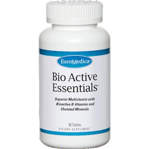 Bio Active Essentials by EuroMedica 60 tablets