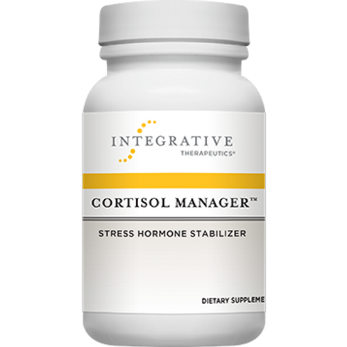 Cortisol Manager by Integrative Therapeutics 90 tablets