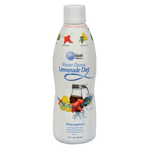Phion Balance Master Cleanse Lemonade Diet - 32 Oz