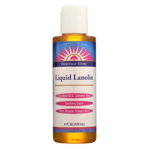 Heritage Products Lanolin - 4 Fl Oz