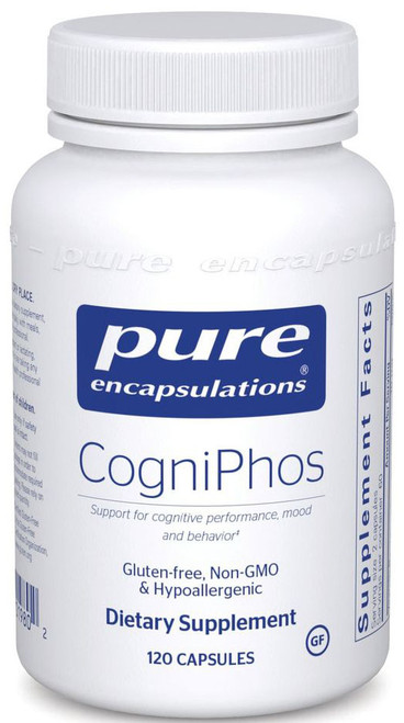 CogniPhos by Pure Encapsulations 120 capsules
