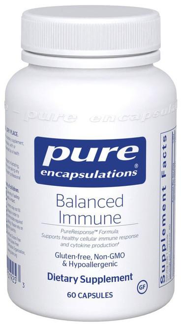 Balanced Immune by Pure Encapsulations 60 capsules