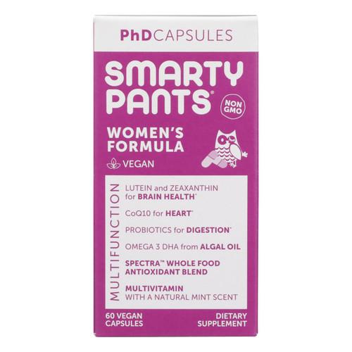 Smartypants - Womens Multi-vitamin Phd - 60 Ct.