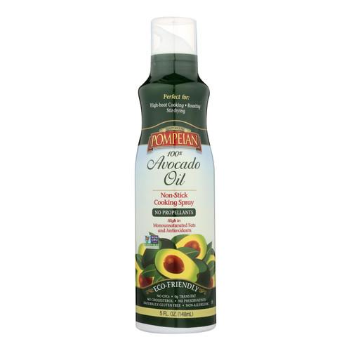 Pompeian 100% Avocado Oil - Case Of 6 - 5 Oz