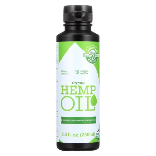 Manitoba Harvest Organic Hemp Oil  - 1 Each - 8.4 Fz