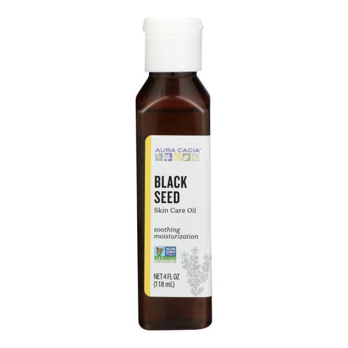 Aura Cacia - Black Seed Oil - 1 Each - 4 Fz
