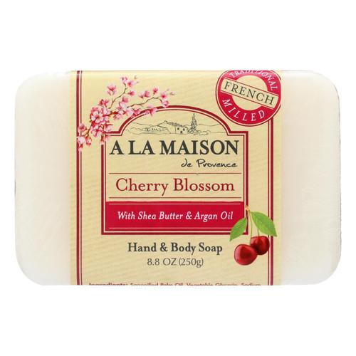 A La Maison - Bar Soap Cherry Blossom - 1 Each - 8.8 Oz