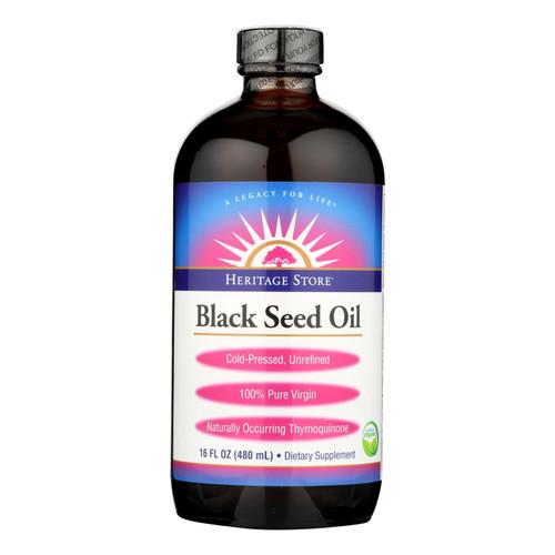 Heritage Store - Oil Black Seed - 1 Each - 16 Fz