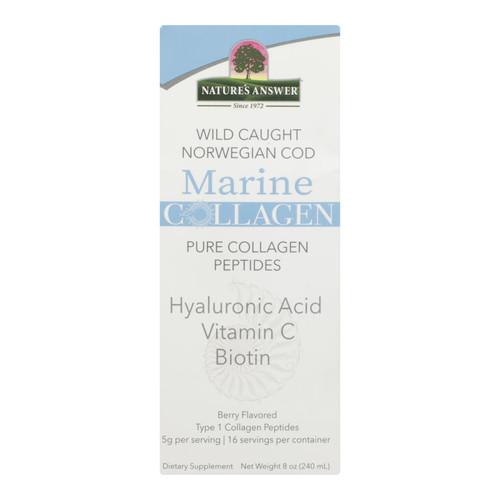 Nature's Answer - Collagen Marine - 1 Each - 8 Oz