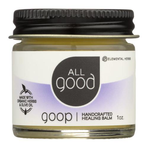 Elemental Herbs - Ag Goop Healing Balm - 1 Each - 1 Oz