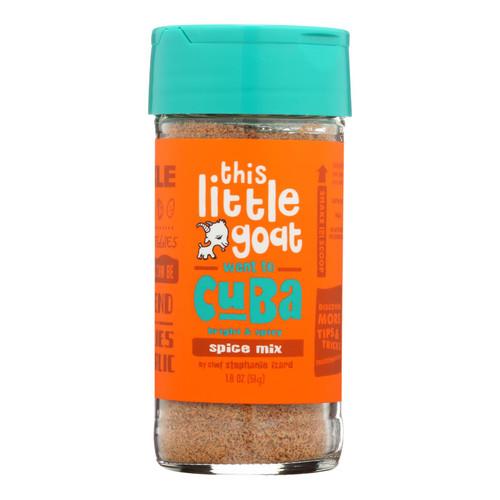 This Little Goat - Cuba Spice Mix - Case Of 6 - 1.8 Oz