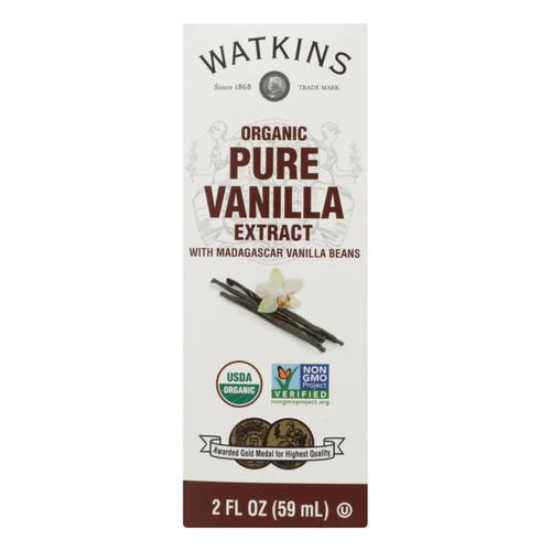 Watkins - Extract Pure Vanilla - 1 Each - 2 Fz