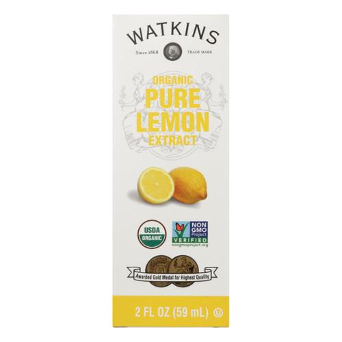Watkins - Extract Lemon Pure - 1 Each - 2 Fz