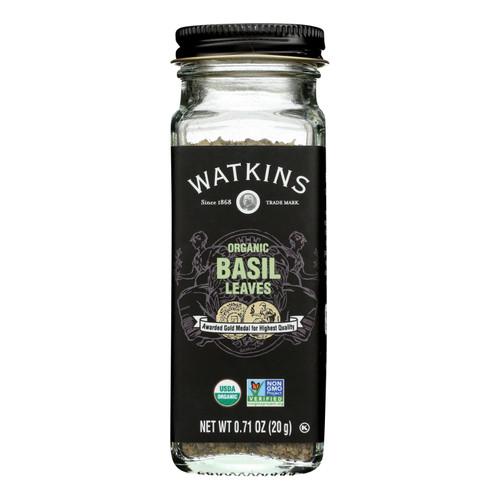Watkins - Basil Leaves - 1 Each - 0.71 Oz