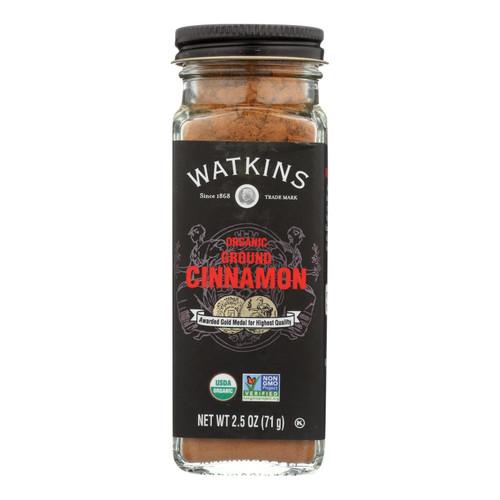 Watkins - Cinnamon Ground - 1 Each - 2.5 Oz