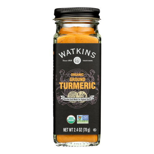 Watkins - Turmeric.og2 - 1 Each - 2.4 Oz