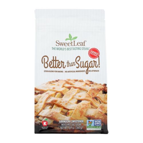 Sweet Leaf - Stevia Baking Granular - 1 Each - 12.7 Oz