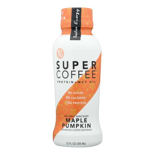 Kitu - Coffee Super Maple Pmkn - Case Of 12 - 12 Fz