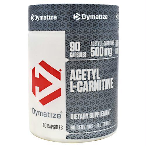 Dymatize Acetyl L-Carnitine - Gluten Free