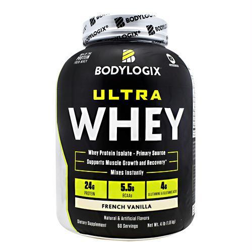 BodyLogix Ultra Whey Protein French Vanilla